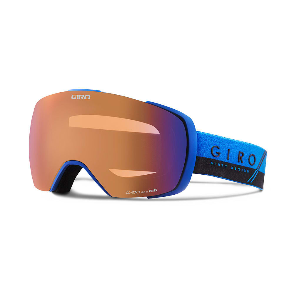 GIRO Contact Goggles - BLUE