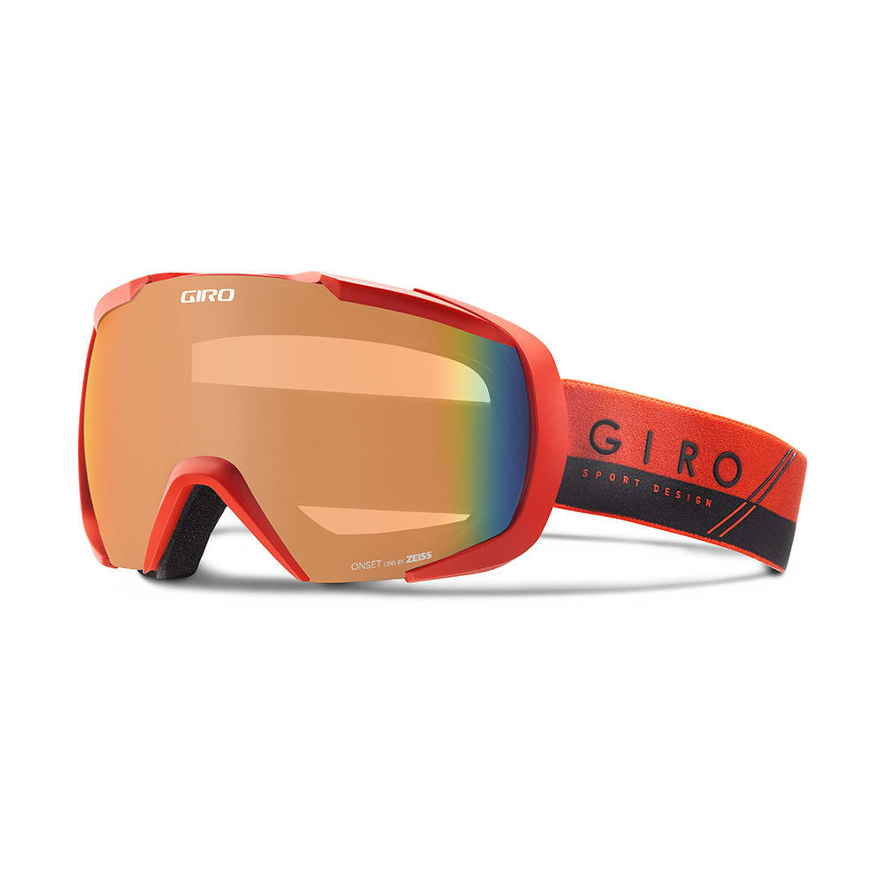 GIRO Onset Goggles - RED
