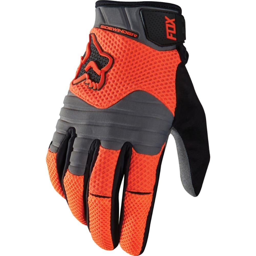 FOX RACING Sidewinder Polar Bike Gloves - FLOW ORANGE
