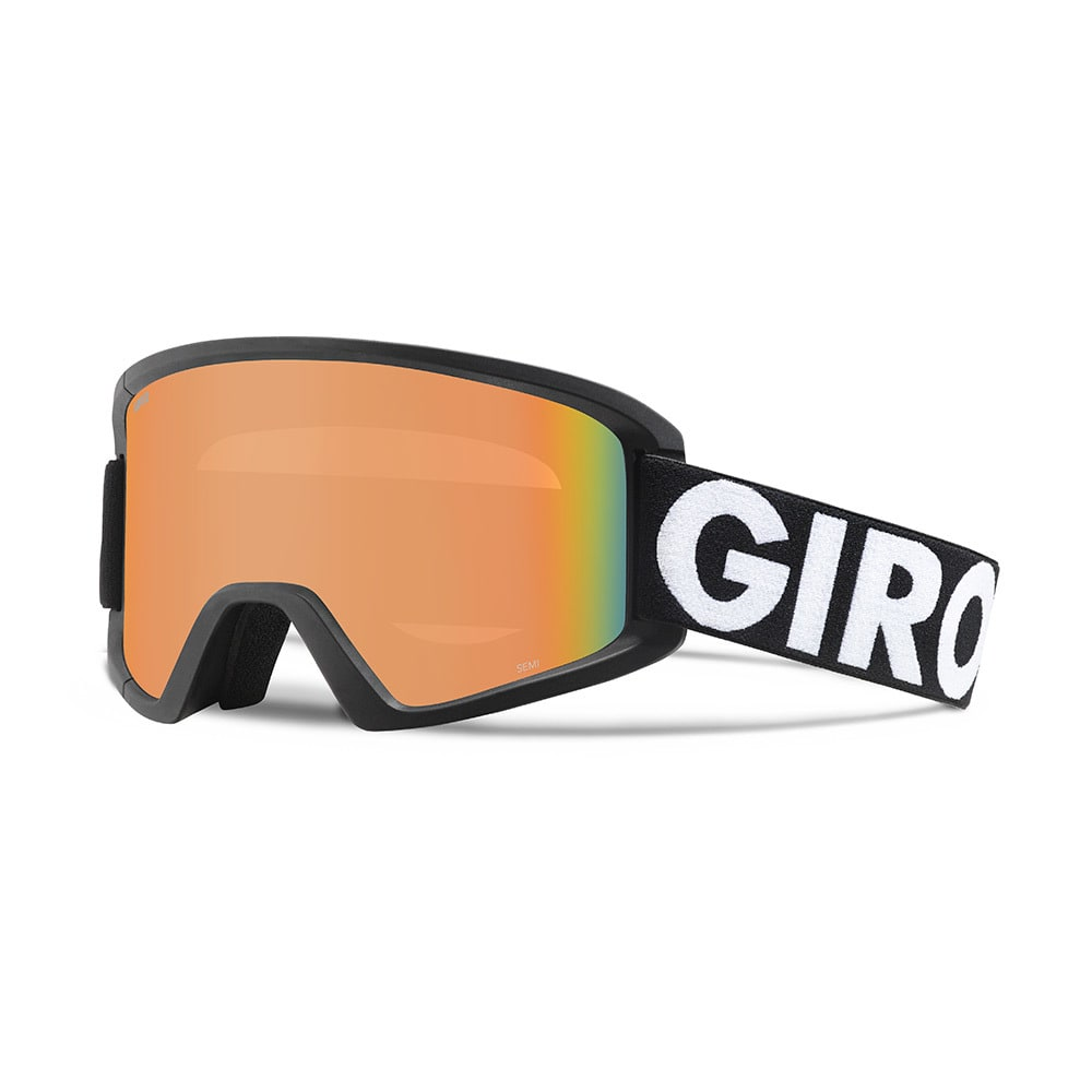 GIRO Semi Goggles - BLACK