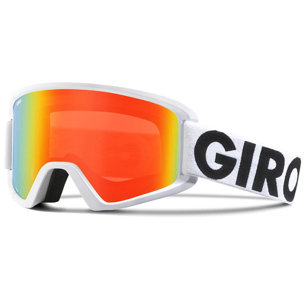 GIRO Semi Goggles - WHITE