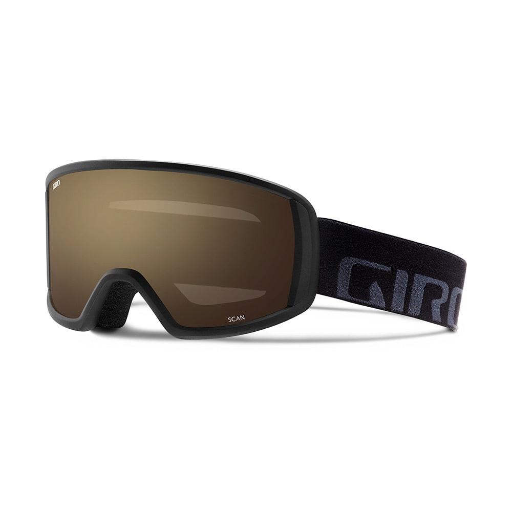 GIRO Scan Goggles - BLACK