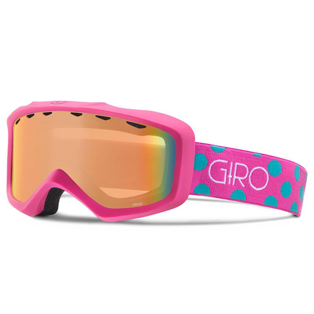 GIRO Youth Grade Goggles - MAGENTA