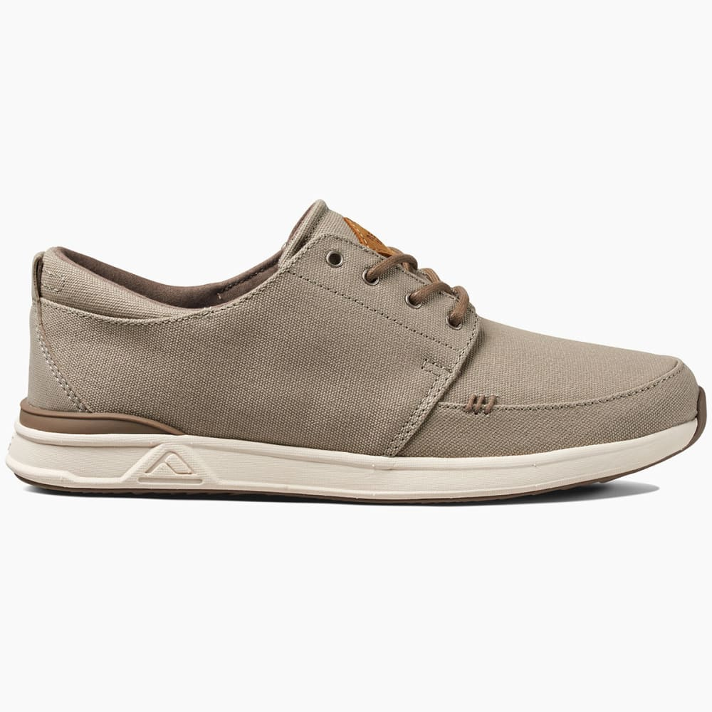 REEF Men's Rover Low Sneakers, Sand/Natural - SAND/NATURAL