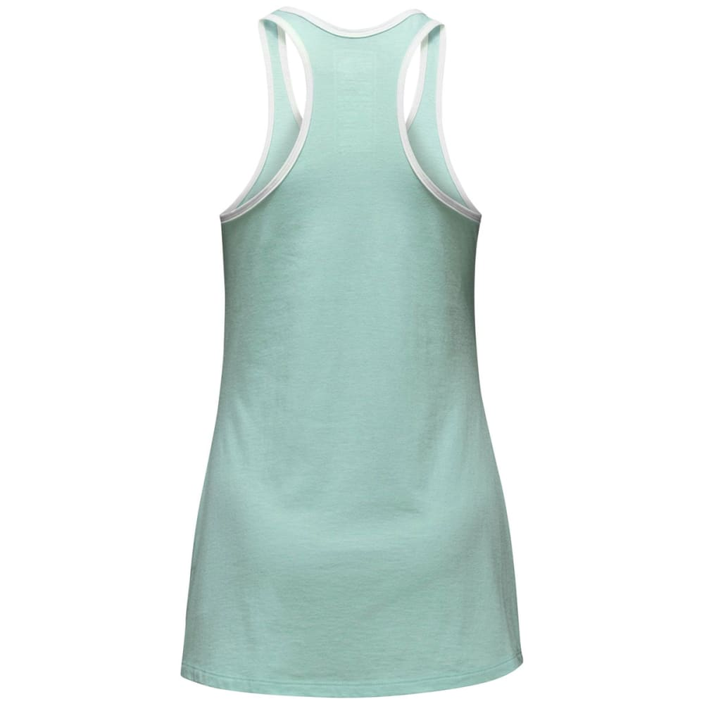 THE NORTH FACE MA Women's Graphic Play Hard Tank Top - TQ5-WINDMILL BLUE HT