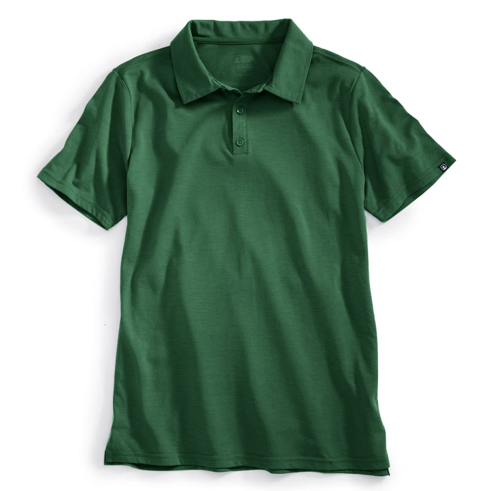 EMS® Men's Techwick® Vital Polo - EDEN