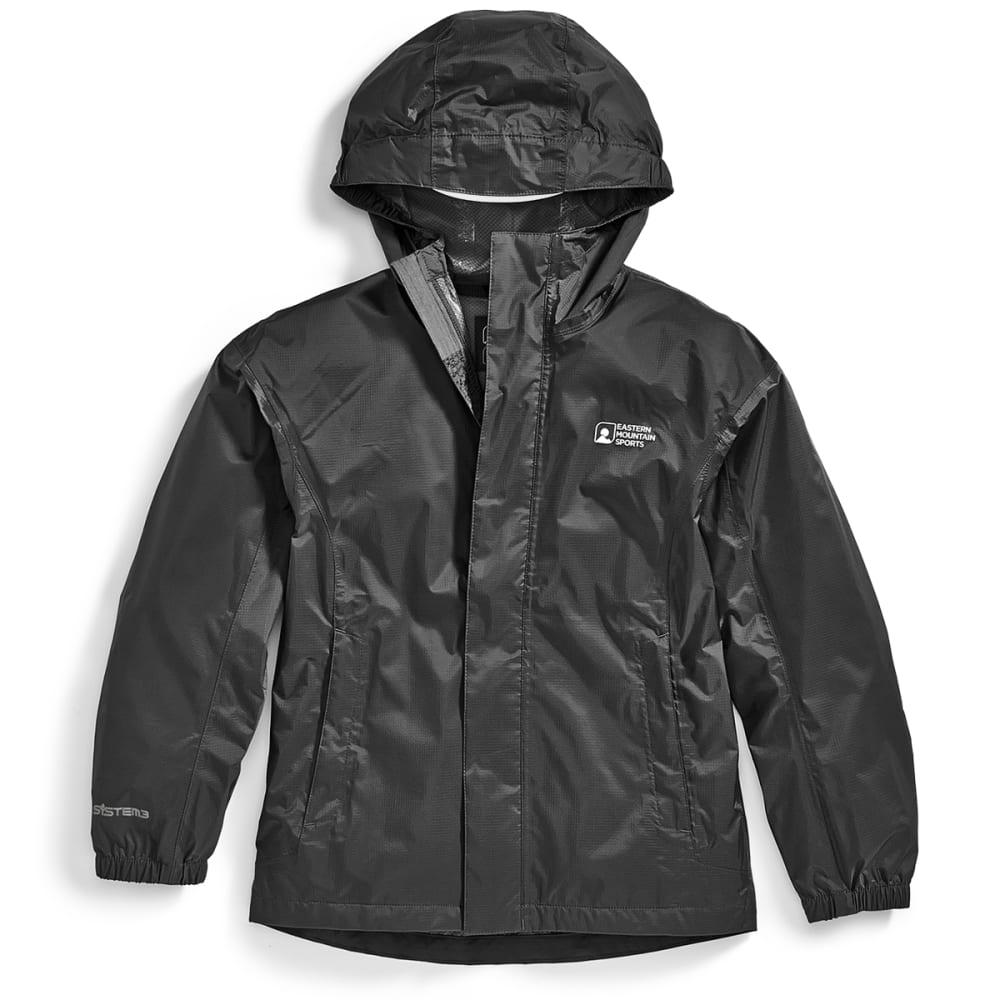 EMS Kids' Thunderhead Rain Jacket - BLACK
