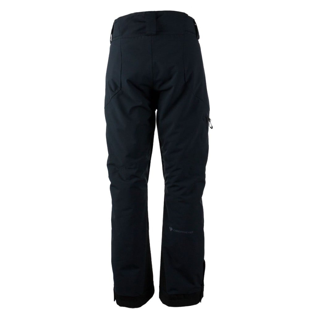 OBERMEYER Men's Force Pant - BLACK
