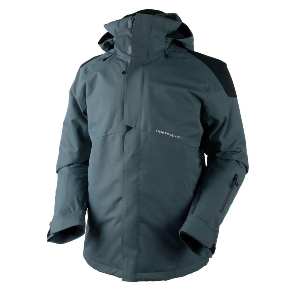 OBERMEYER Men's Foundation Jacket - GRAPHITE