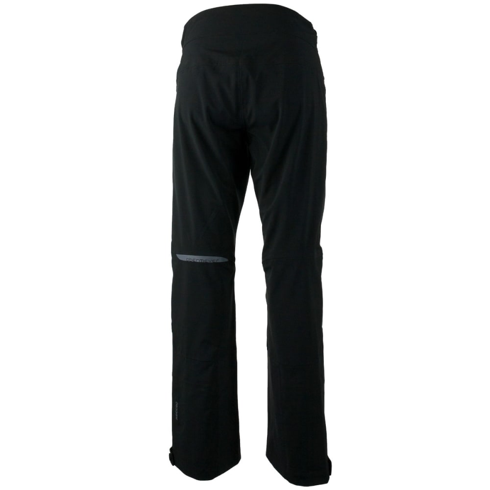 OBERMEYER Men's Peak Shell Pant - BLACK