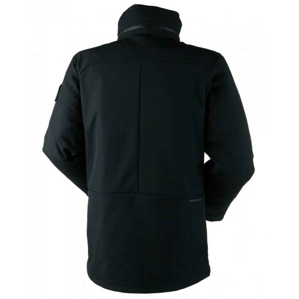 OBERMEYER Men's Sequence System Jacket - BLACK