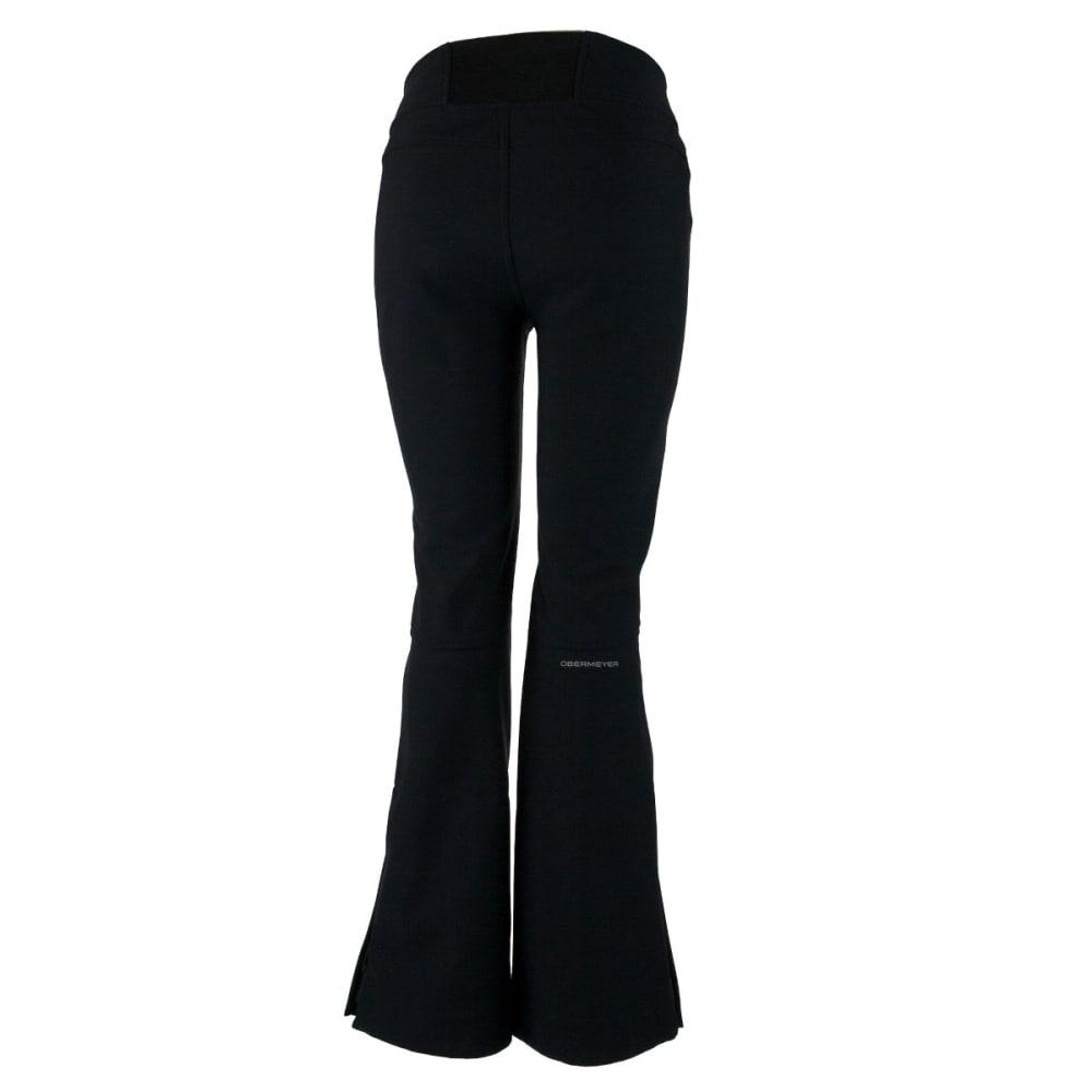 OBERMEYER Women's Bond II Ski Pants - BLACK