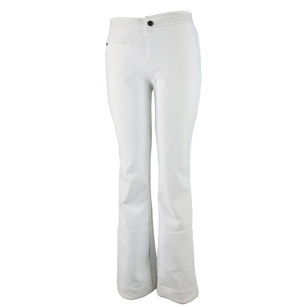 OBERMEYER Women's Bond II Ski Pants - WHITE