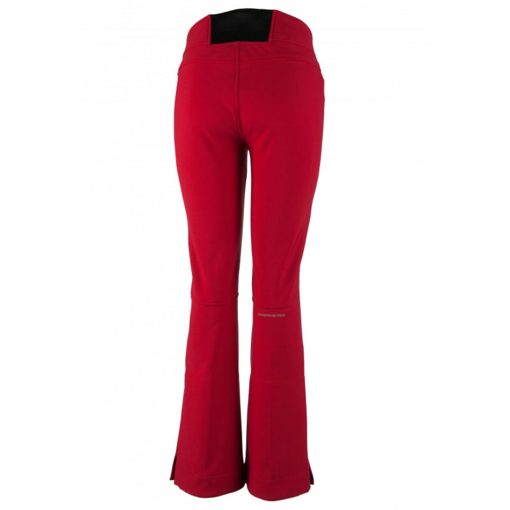 OBERMEYER Women's Bond II Ski Pants - CRIMSON