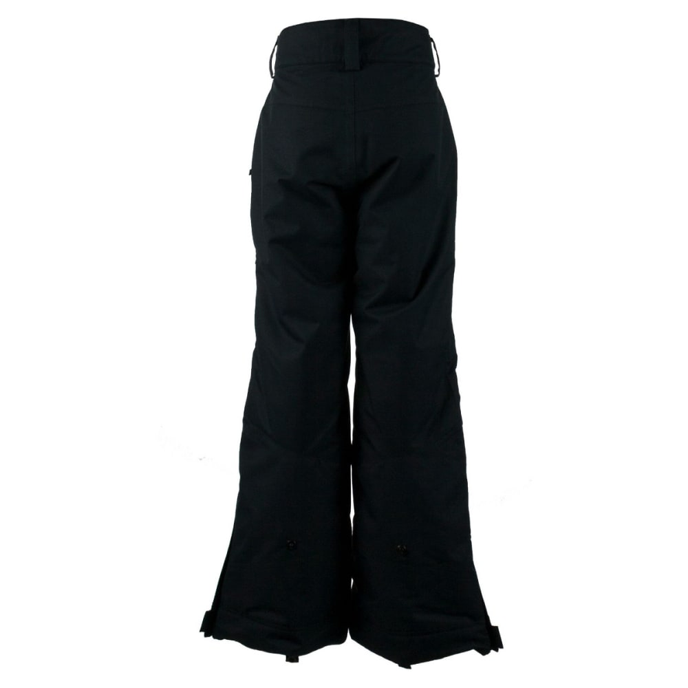 OBERMEYER Boys' Brisk Pant - BLACK