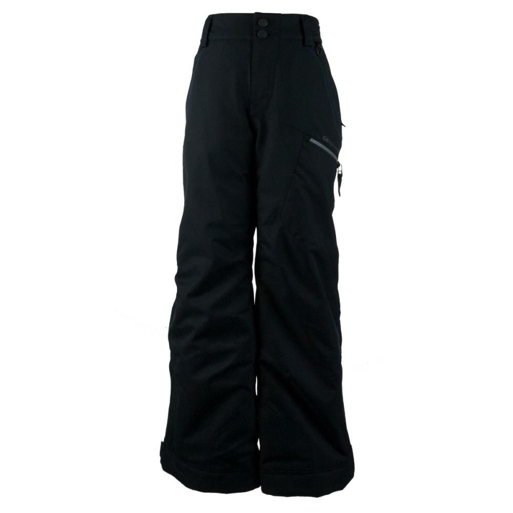 OBERMEYER Boys' Brisk Pant - BLACK