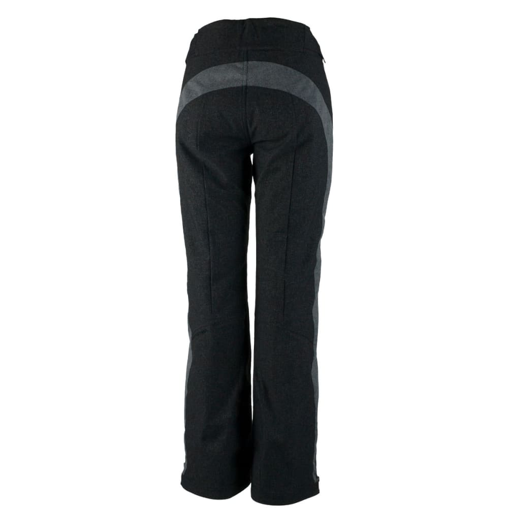 OBERMEYER Women's Essex Pant - DARK HEATHER GREY