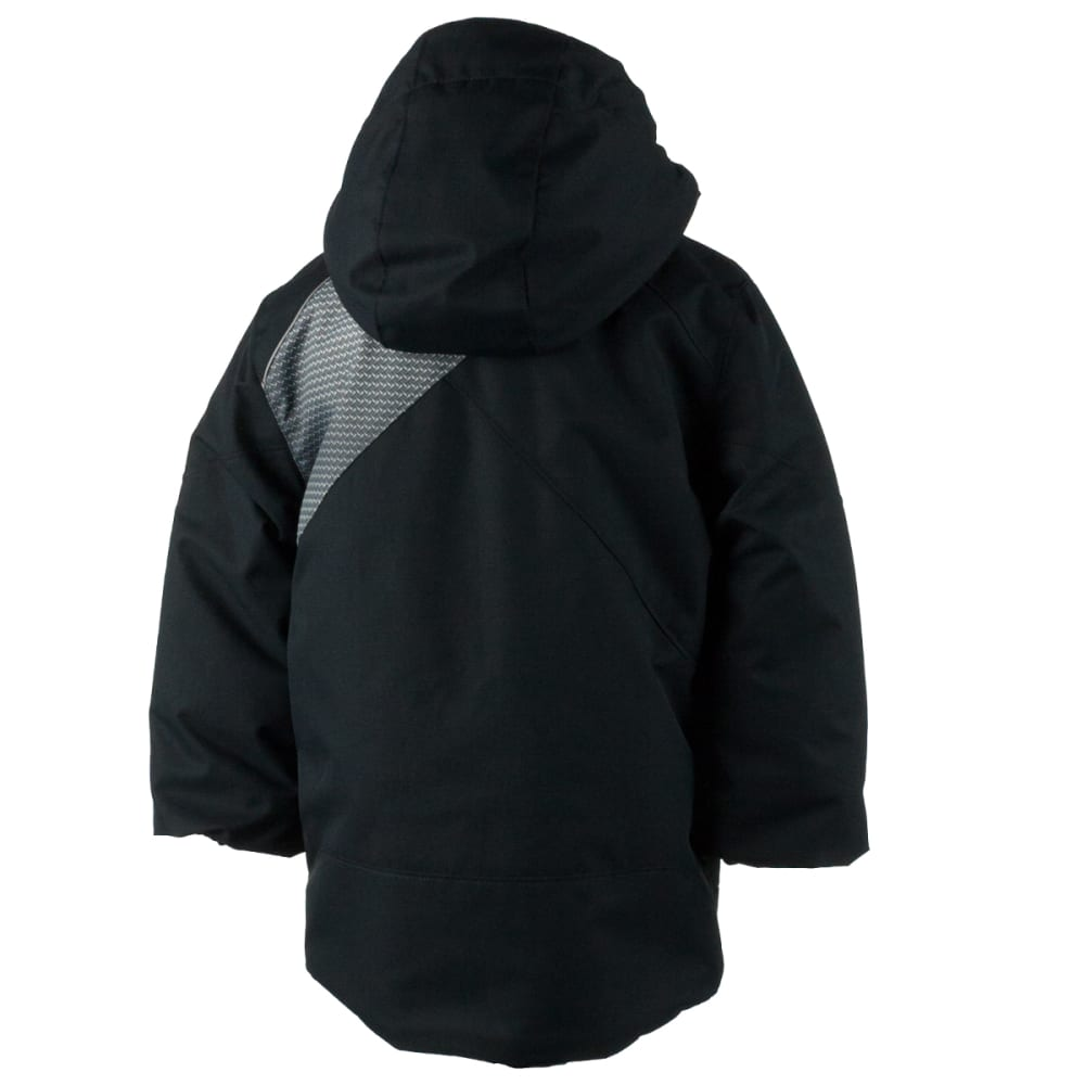 OBERMEYER Boys' Havoc Jacket - BLACK