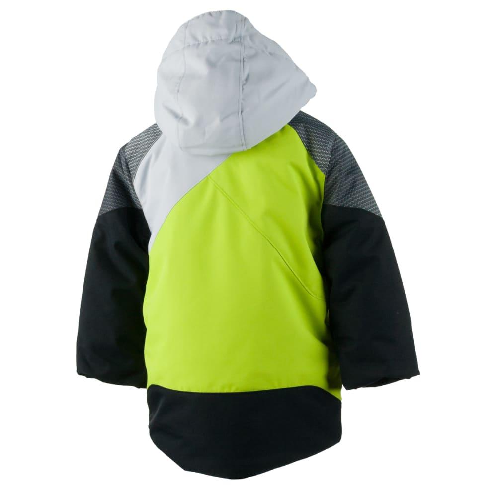 OBERMEYER Boys' Havoc Jacket - SCREAMIN' GREEN