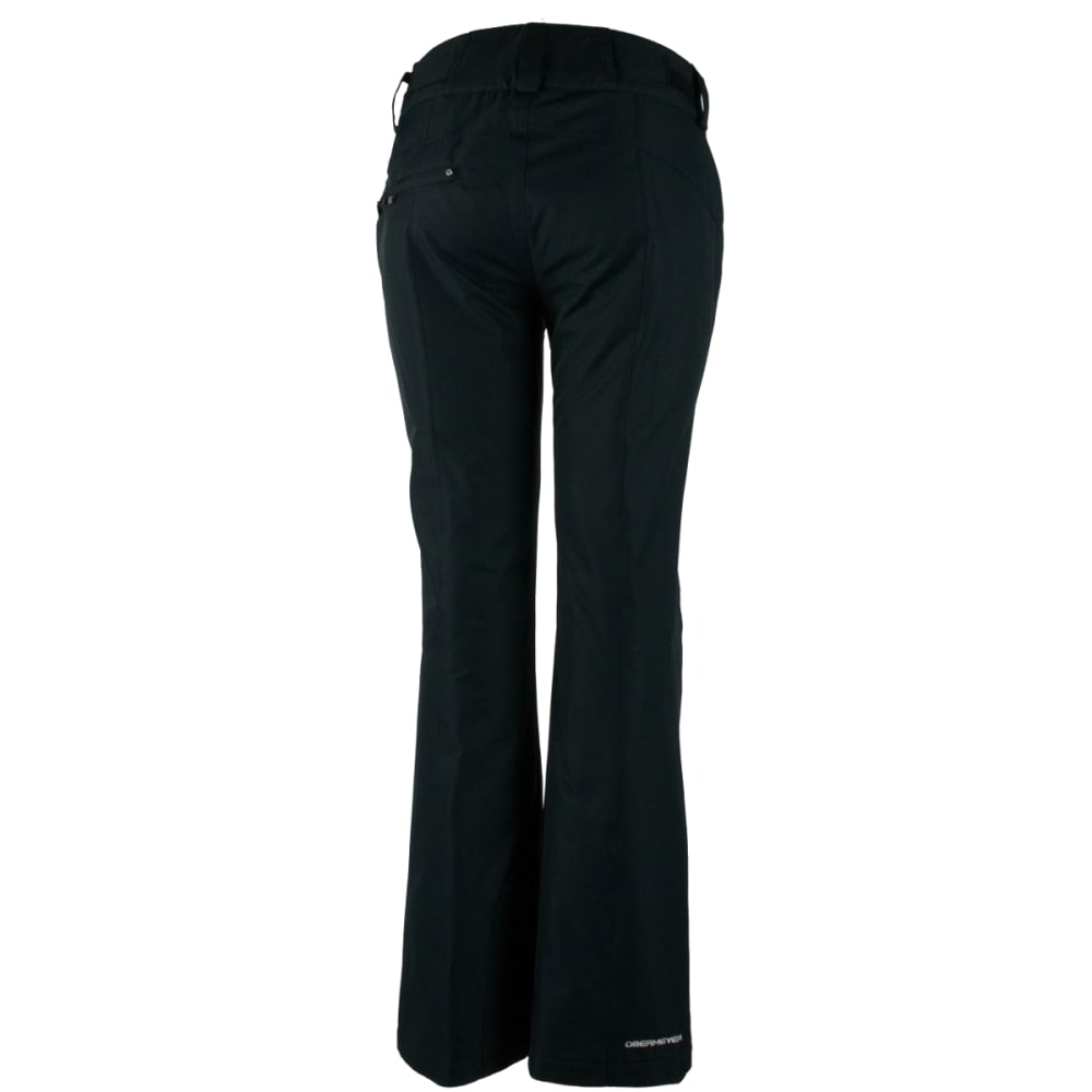 OBERMEYER Women's Malta Pant - BLACK