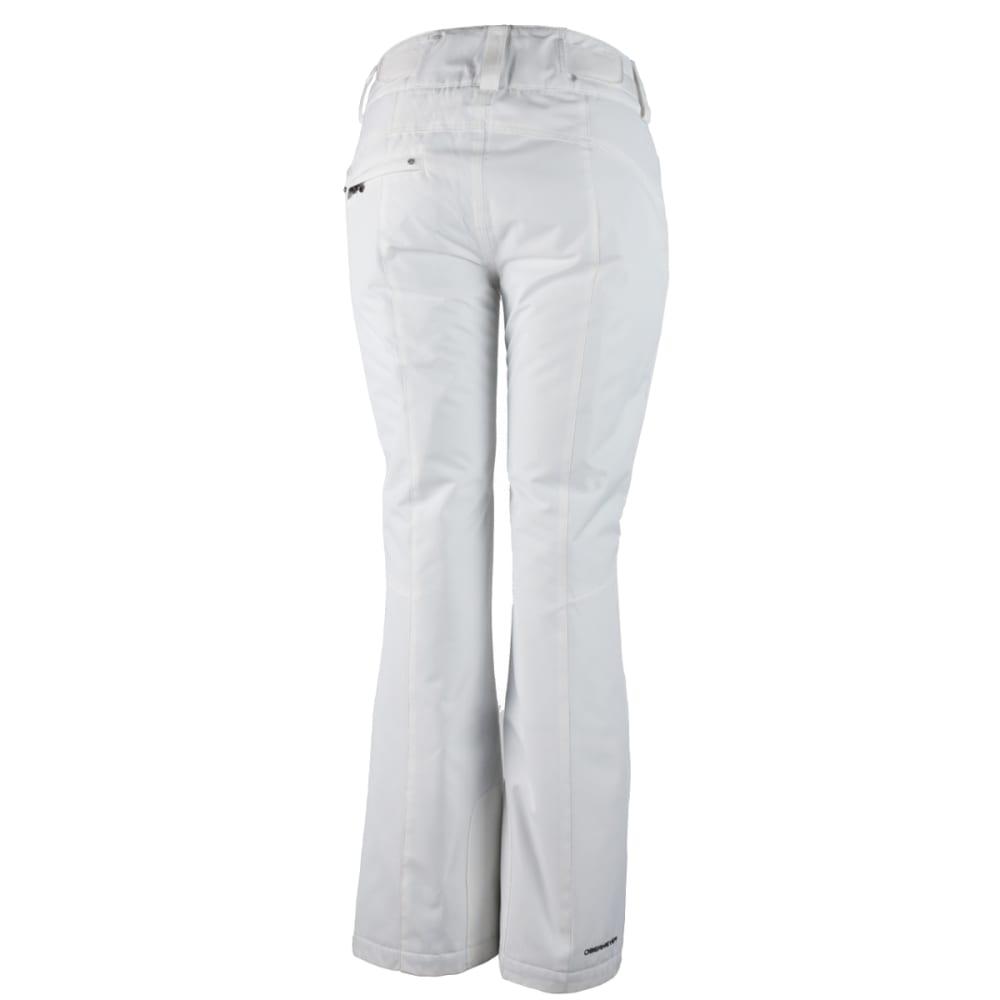OBERMEYER Women's Malta Pant - WHITE