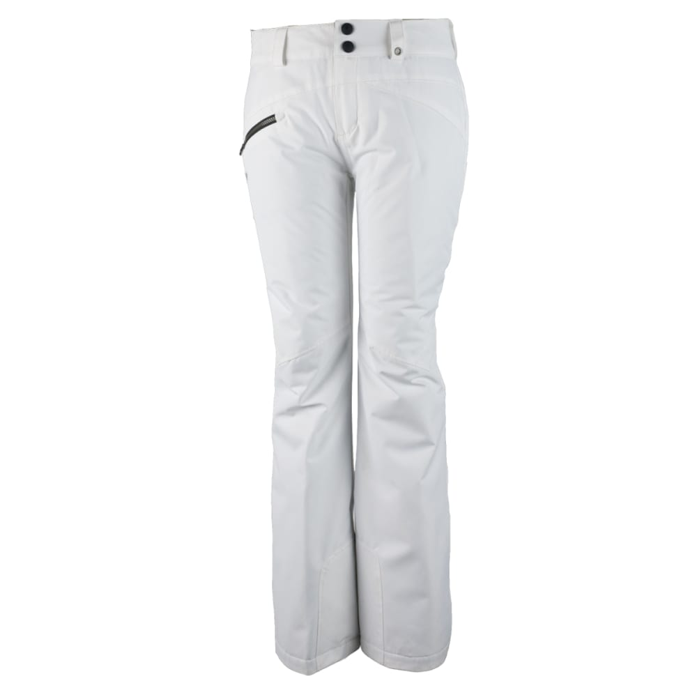 OBERMEYER Women's Malta Pant - WHITE