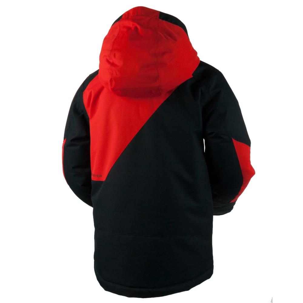 OBERMEYER Boys' Outland Jacket - RED