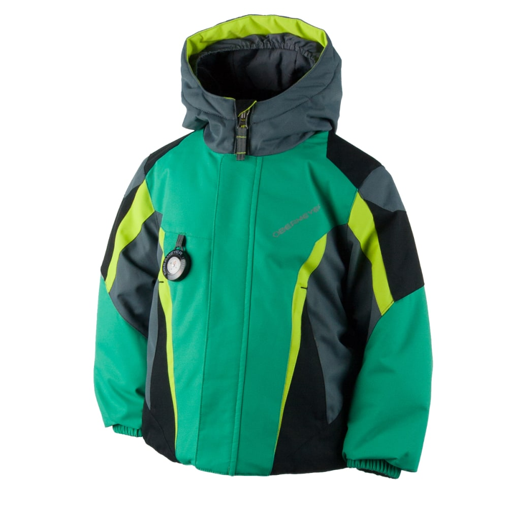OBERMEYER Boys' Raptor Jacket - LADY LUCK