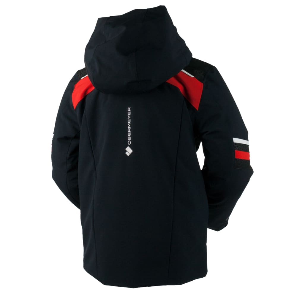 OBERMEYER Boys' Ryker Jacket - BLACK