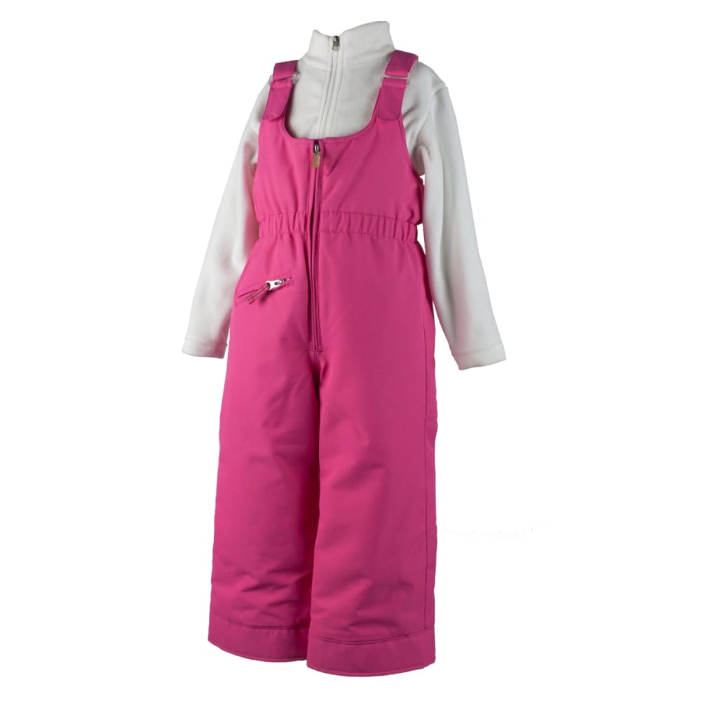 OBERMEYER Girls' Snoverall Pant - FRENCH ROSE