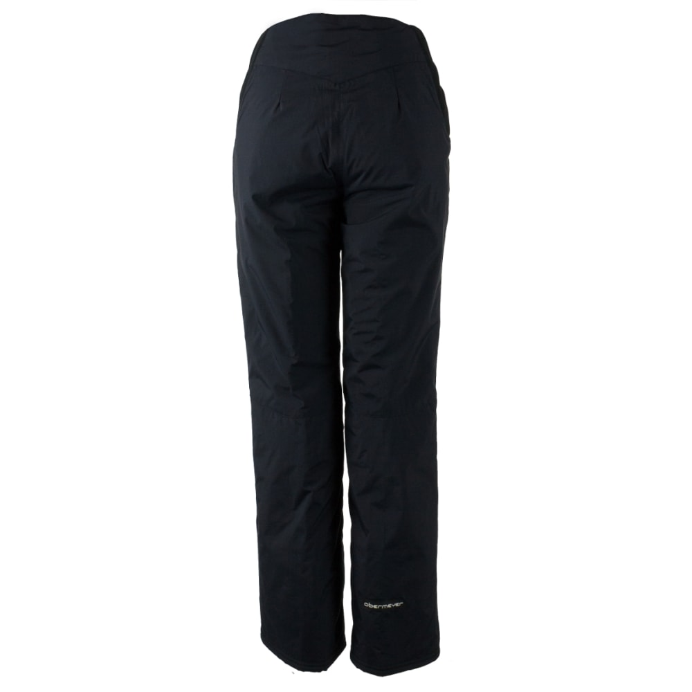 OBERMEYER Women's Sugarbush Stretch Pant - BLACK