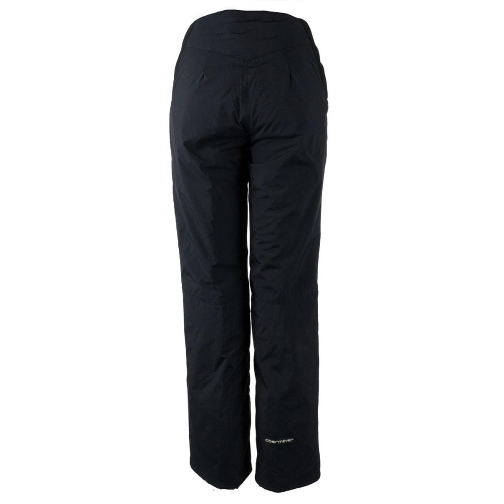 OBERMEYER Women's Sugarbush Stretch Pant - BLACK