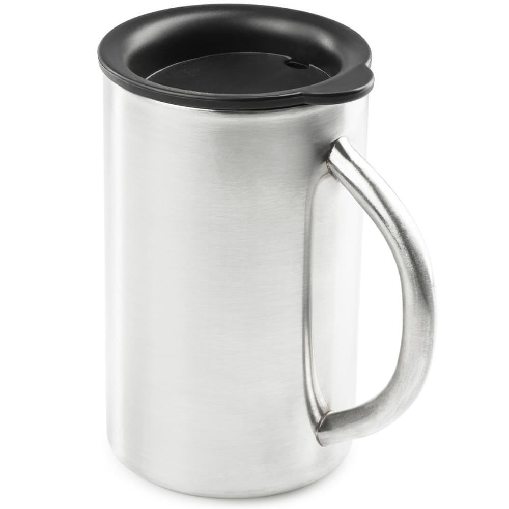 GSI 15 oz. Glacier Stainless Steel Camp Cup - BRUSHED SS/63230