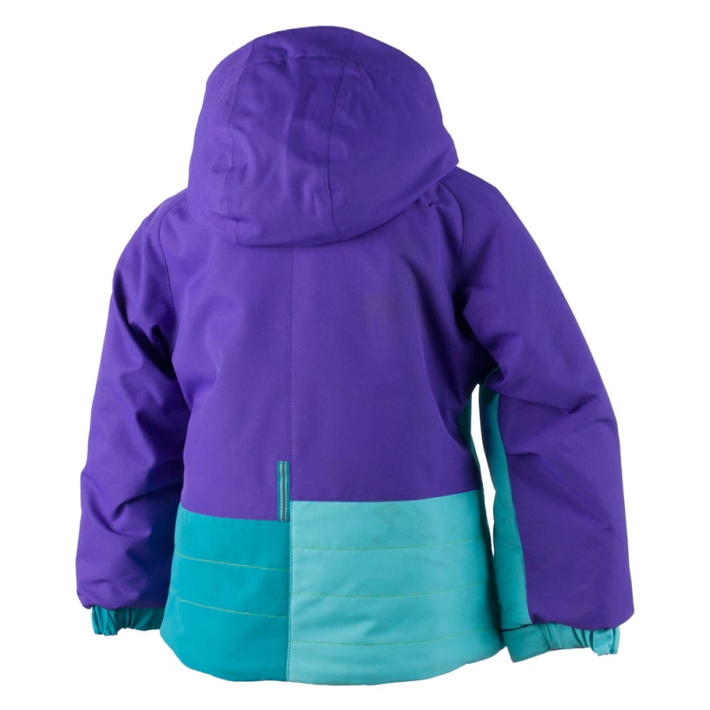 OBERMEYER Girls' Trina Jacket - GRAPESICLE