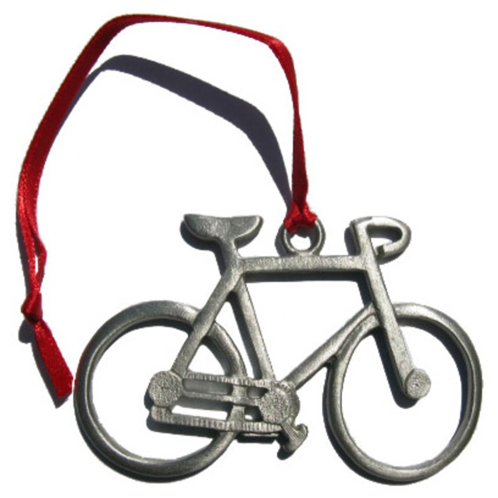 CREATIVELY YOURS Road Bike Ornament - NO COLOR