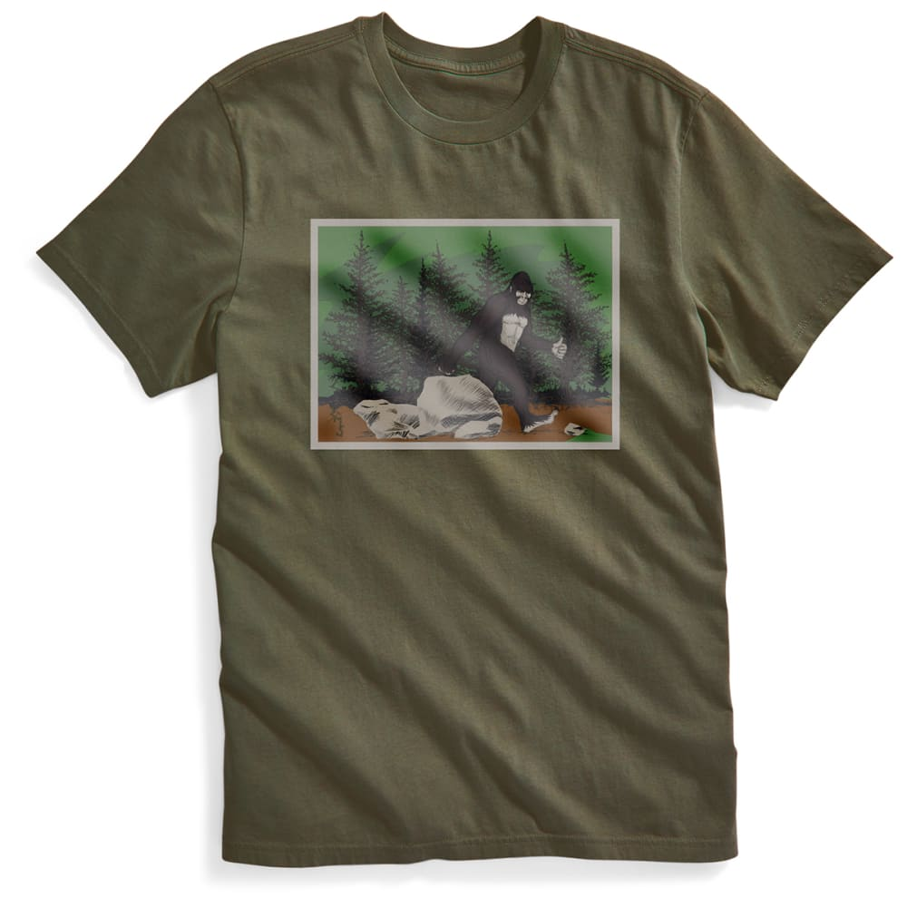 EMS® Men's Bigfoot Approved Graphic Tee - FOREST NIGHT