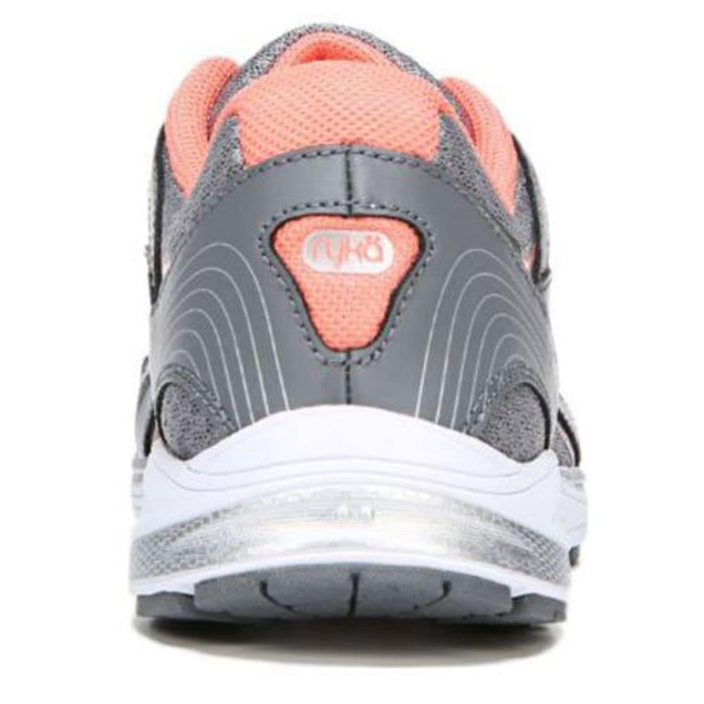 RYKA Women's Sky Walk Walking Shoes - LION GREY/FROST GREY