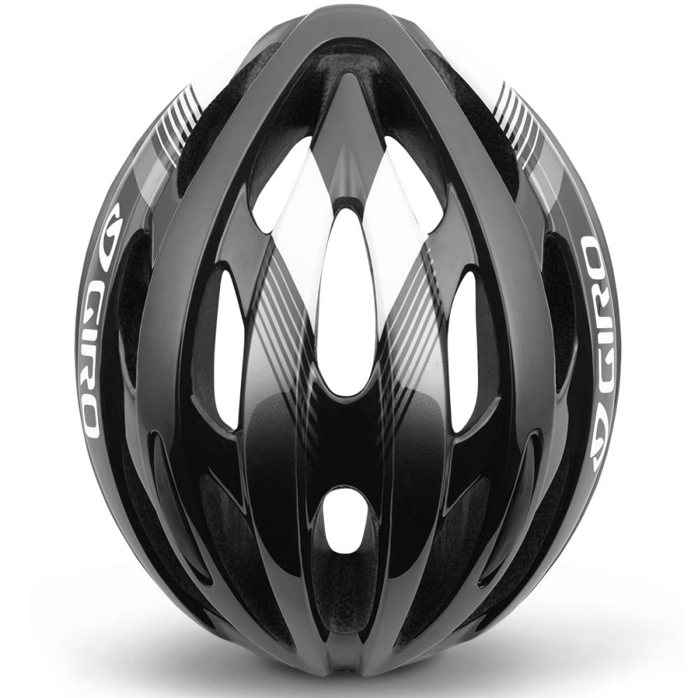 GIRO Trinity Universal Cycling Helmet - BLACK/WHITE