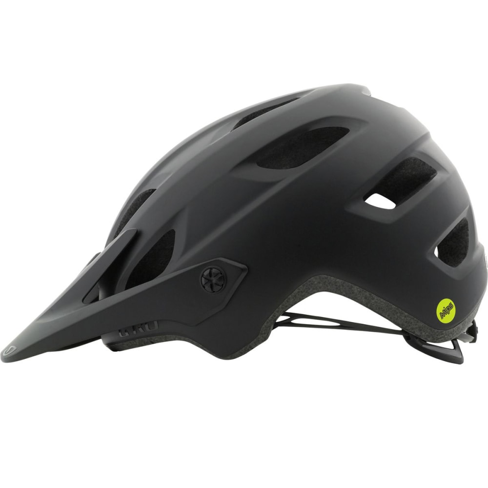 GIRO Chronicle MIPS Bike Helmet - MATTE BLK/GLOSS BLK