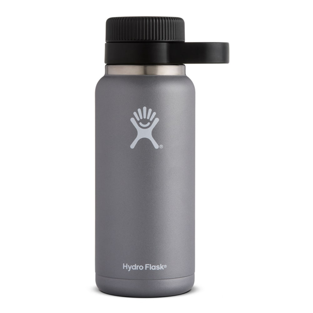 HYDRO FLASK 32 Oz. Carry Growler, Graphite - GRAPHITE