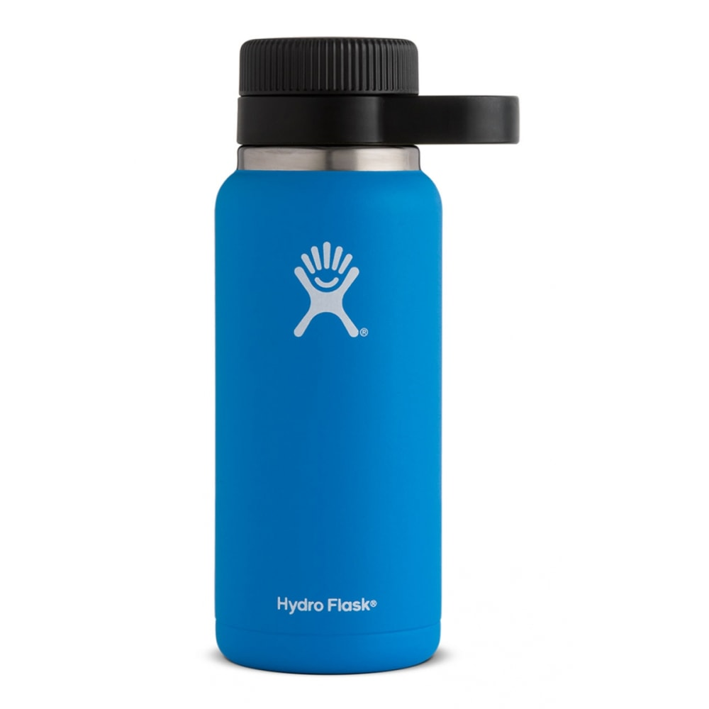 HYDRO FLASK 32 OZ. Carry Growler, Pacific Blue - PACIFIC BLUE
