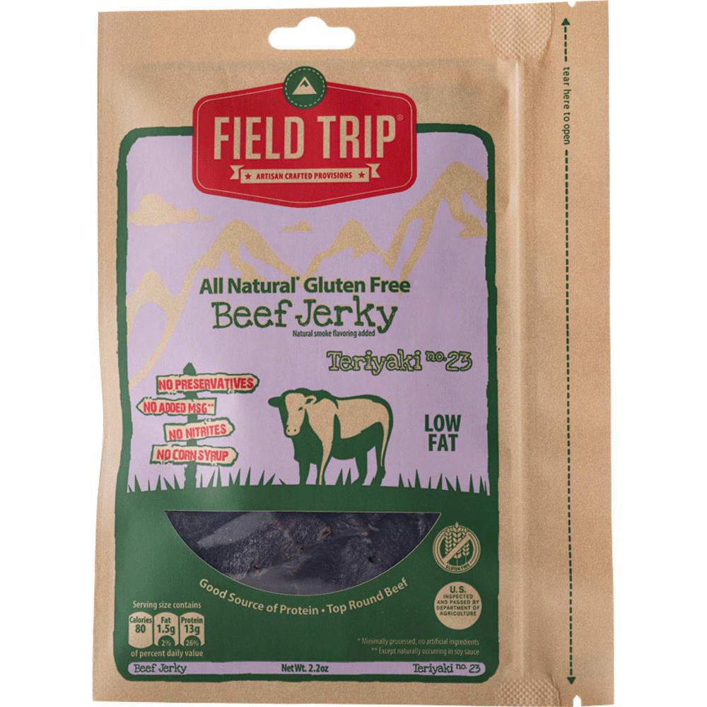 FIELD TRIP Teriyaki Beef Jerky - NO COLOR
