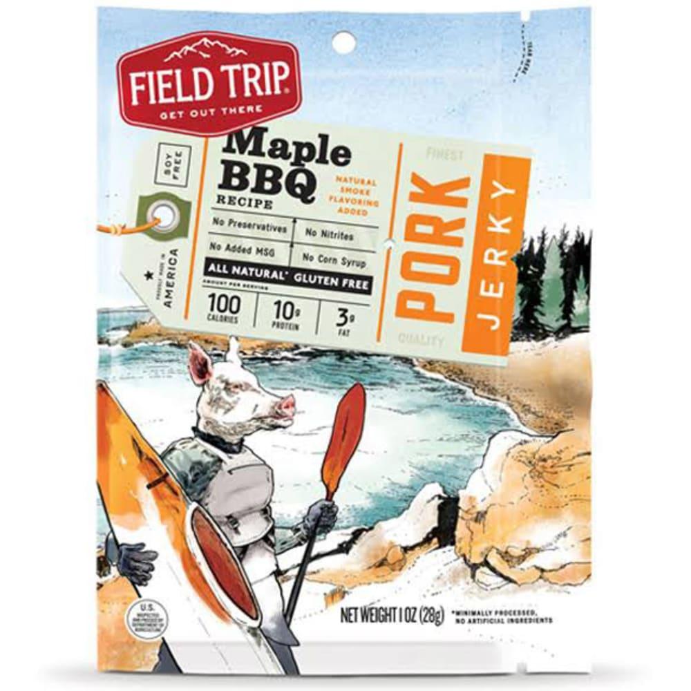 FIELD TRIP Maple BBQ Pork Jerky - NO COLOR