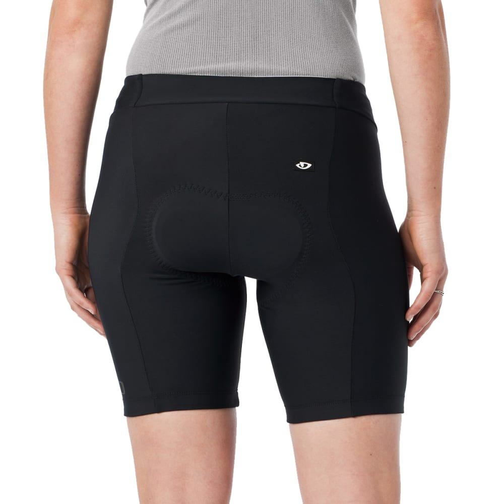 GIRO Women's Chrono Sport Cycling Shorts - BLACK
