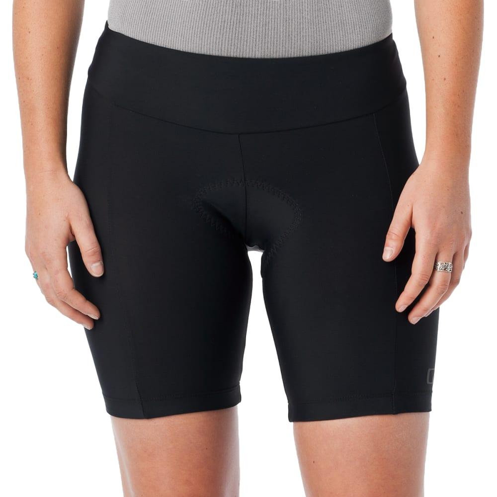 GIRO Women's Chrono Sport Cycling Shorts - BLACK