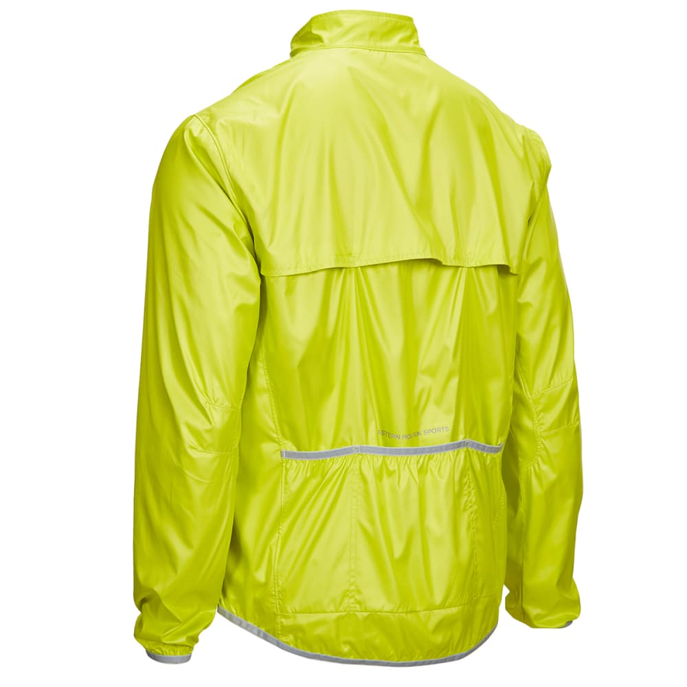 EMS® Men's Switchback Cycling Shell Jacket - SULPHUR SPRINGS