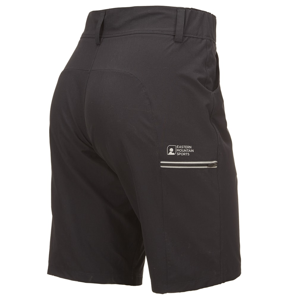 EMS® Women's Transition Cycling Shorts - BLACK