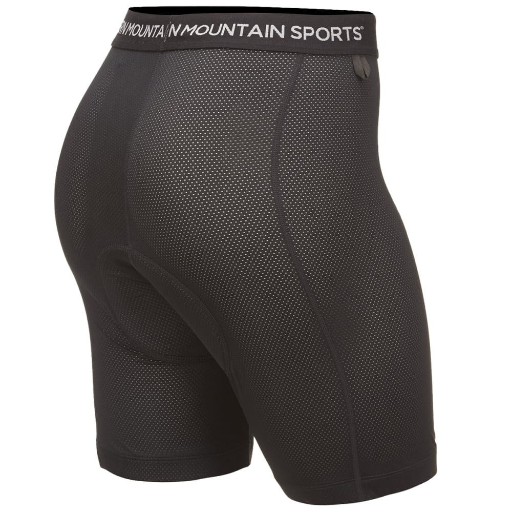 EMS Women's Transition Cycling Shorts - BLACK