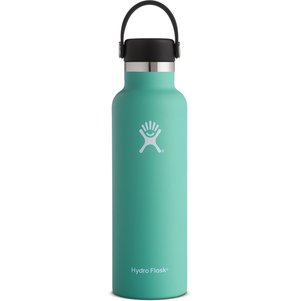HYDRO FLASK 21 oz. Standard Mouth Water Bottle with Flex Cap - MINT