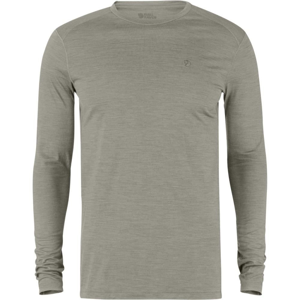 FJALLRAVEN Men's High Coast First Layer Long-Sleeve Shirt - FOG